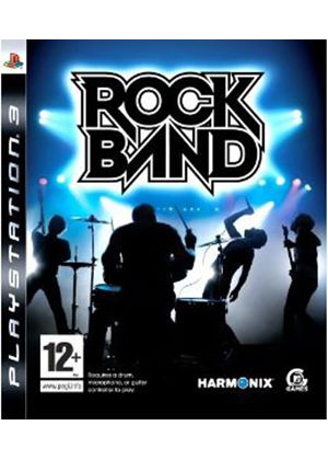 Rock Band - Solus (PS3)
