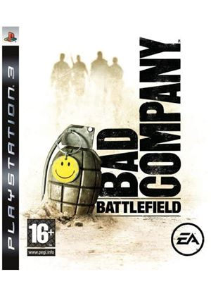 Battlefield - Bad Company (Platinum) (PS3)