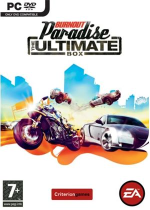 Burnout Paradise: The Ultimate Box (PC DVD)