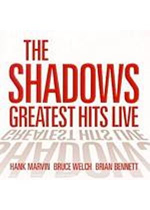 The Shadows - Greatest Hits Live (Music CD)