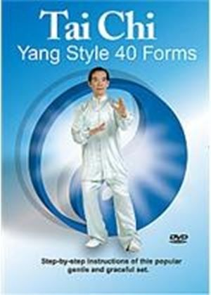 Tai Chi - Yang Style 40 Forms With Dr Paul Lam