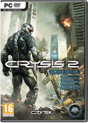 Crysis 2 - Limited Edition (PC)