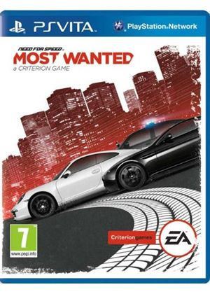 Need for Speed: Most Wanted (PlayStation Vita)