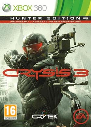 Crysis 3 - Hunter Edition (Xbox 360)