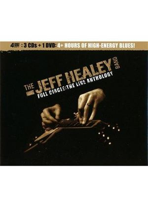 Jeff Healey - Full Circle (The Live Anthology/Live Recording) (Music CD)