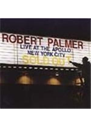 Robert Palmer - Live At The Apollo New York City