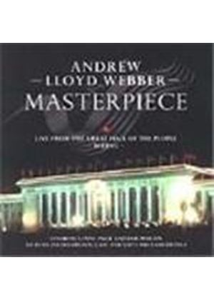 Andrew Lloyd Webber - Masterpiece (Live From The Great Hall Of The People Beijing) [ECD]