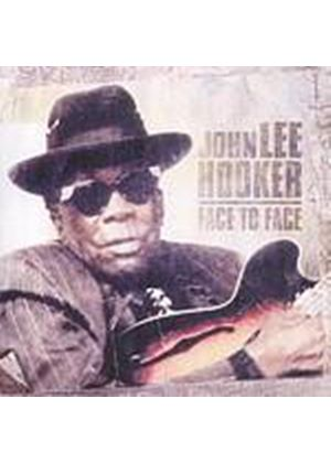 John Lee Hooker - Face To Face (Music CD)