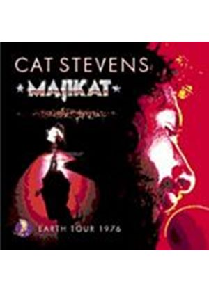 Cat Stevens - Majikat Earth Tour 1976 (Music CD)