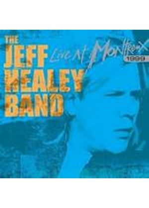 Jeff Healey Band - Live At Montreux 1999 (Music CD)