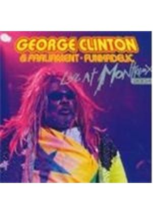 George Clinton & Parliament/Funkadelic - Live At Montreux 2004 (Music CD)