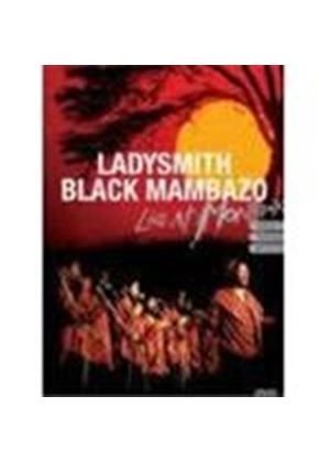 Ladysmith Black Mambazo - Live At Montreux (1987/1989/2000)