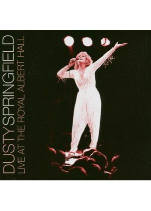 Dusty Springfield - Live At The Royal Albert Hall (Music CD)