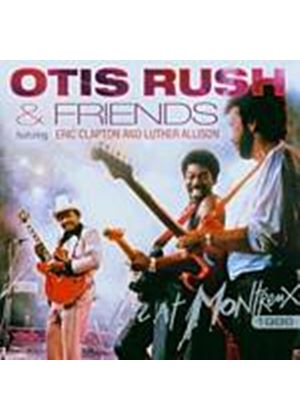 Otis Rush And Friends - Live At Montreux 1986 (Music CD)
