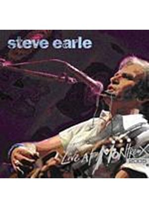 Steve Earle - Live At Montreux (Music CD)