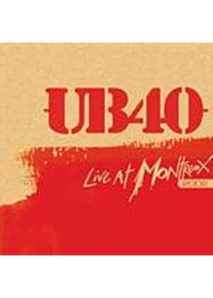 UB40 - Live At Montreux 2002 (Music CD)