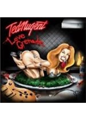 Ted Nugent - Love Grenade (Music CD)