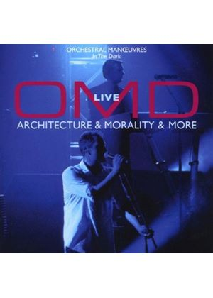 Orchestral Manoeuvres In The Dark - Live Architecture and Morality and More (OMD) (Music CD)