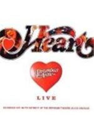 Heart - Dreamboat Annie Live (Music CD)