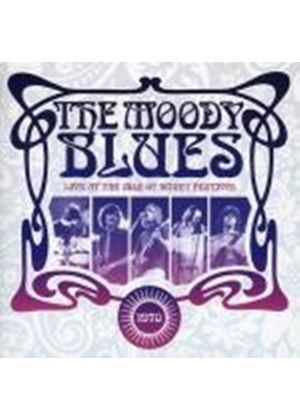 The Moody Blues - Live At The Isle Of Wight 1970 (Music CD)