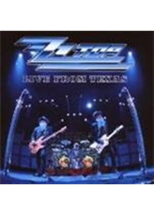ZZ Top - Live From Texas (Music CD)