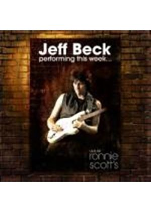 Jeff Beck - Live at Ronnie Scotts (Music CD)