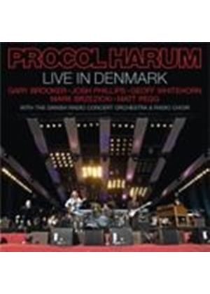 Procol Harum - In Concert (With The Danish Radio Concert Orchestra & Choir) (Music CD)