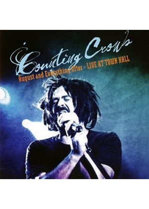 Counting Crows - August and Everything After (Live at Town Hall/Live Recording) (Music CD)