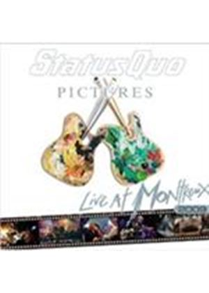 Status Quo - Live at Montreux 2009 (Live Recording) (Music CD)