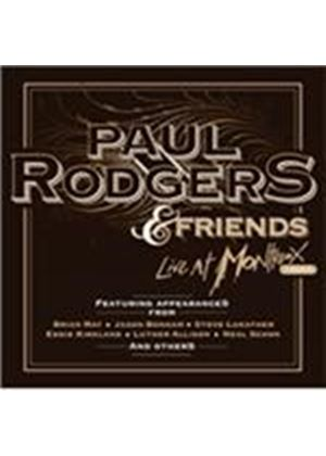 Paul Rodgers - Live at Montreux 1994 (Music CD)