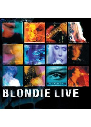Blondie - Live (Live Recording) (Music CD)