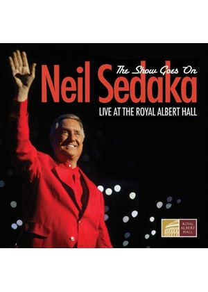Neil Sedaka - The Show Goes On (Live at the Royal Albert Hall/Live Recording) (Music CD)