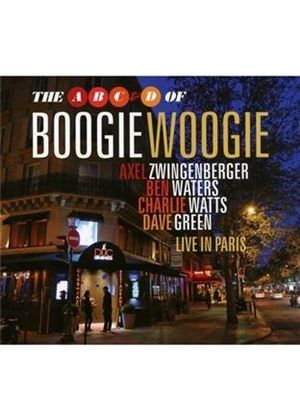 ABC & D Of Boogie Woogie (The) - Live In Paris (Music CD)