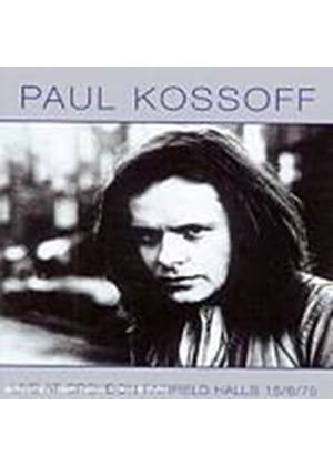 Paul Kossoff - Live At Fairfield Hall (Music CD)