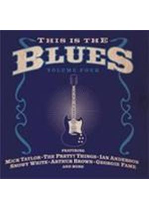 Various Artists - This Is The Blues Vol.4 (Music CD)