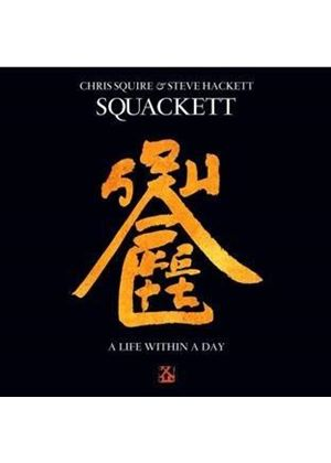 Squackett - A Life Within A Day (Music CD)