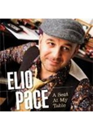 Elio Pace - Seat At My Table (Music CD)