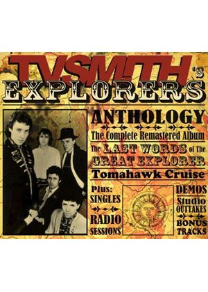 TV Smith - Last Words of the Great Explorer (Music CD)