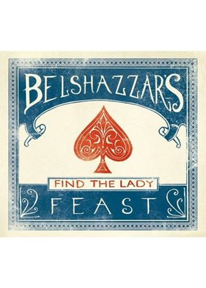 Belshazzar's Feast - Find the Lady (Music CD)