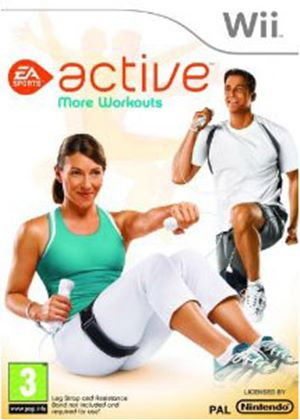 EA Sports Active - More Workouts (Wii)