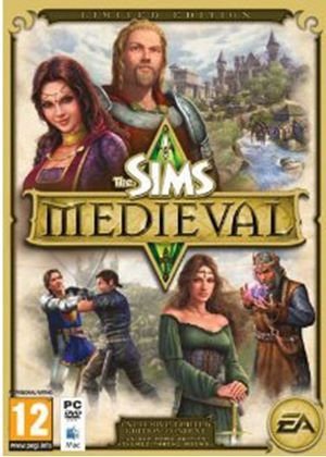 The Sims Medieval - Limited Edition (PC/Mac DVD)
