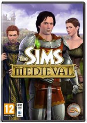The Sims Medieval (PC DVD)