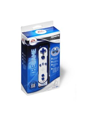 EA Sports Remote XL Plus Blue/White (Wii)