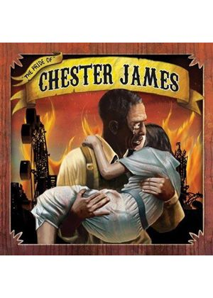 Sleep Station - The Pride Of Chester James (Music Cd)