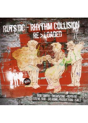 Ruts DC - Rhythm Collision (Reloaded) (Music CD)