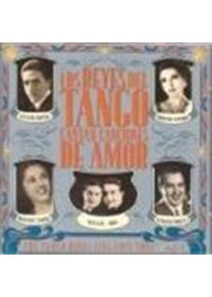 Various Artists - Tango Kings Sing Love Songs Vol.2