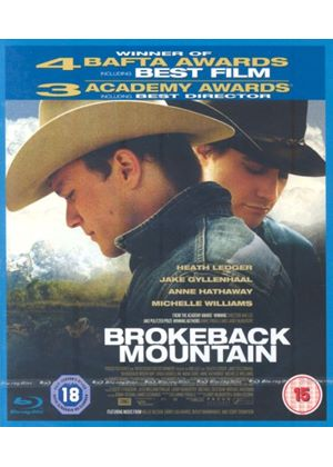 Brokeback Mountain (Blu Ray)