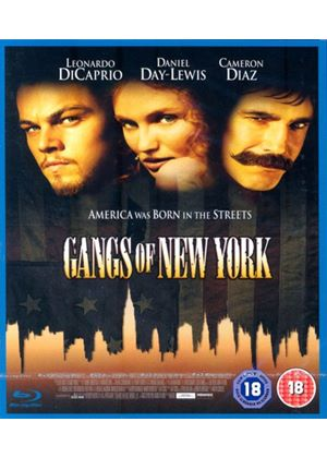 Gangs Of New York (Blu Ray)