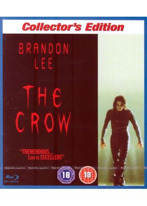 The Crow - Special Edition (Blu-Ray)