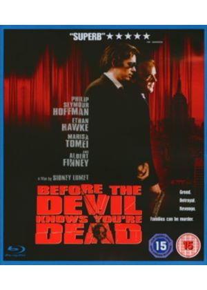 Before The Devil Knows Youre Dead (Blu-Ray)